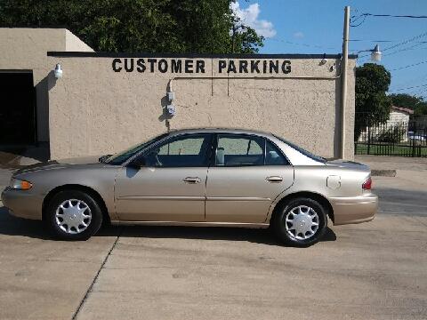 2004 Buick Century for sale in Dallas, TX