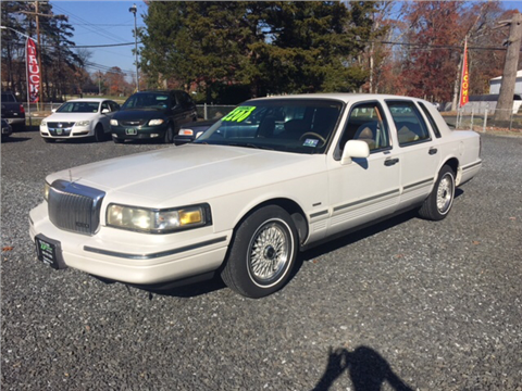 1996 Lincoln Town Car for sale in Hammonton, NJ