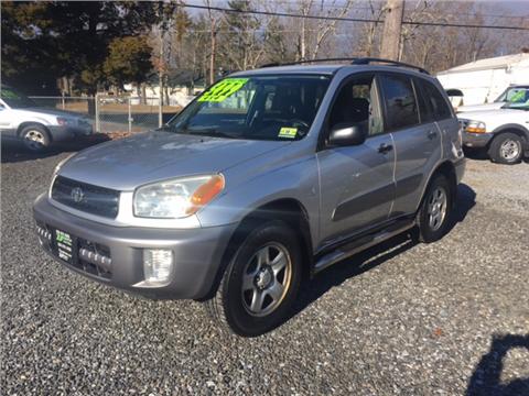 2002 Toyota RAV4 for sale in Hammonton, NJ