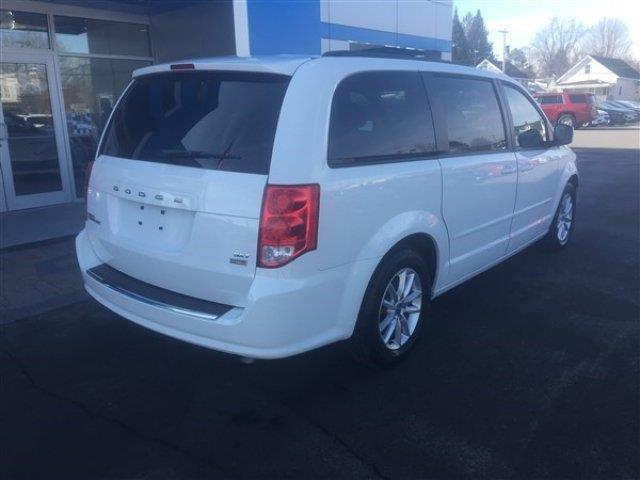 2016 Dodge Grand Caravan SXT 4dr Mini-Van - Massena NY