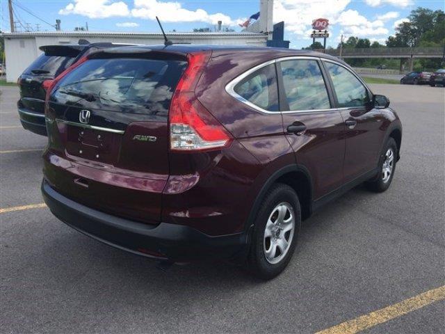2014 Honda CR-V AWD LX 4dr SUV - Massena NY