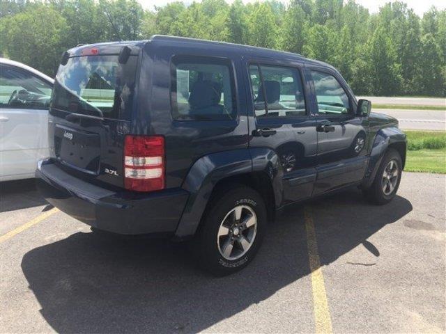 2008 Jeep Liberty 4x4 Sport 4dr SUV - Massena NY