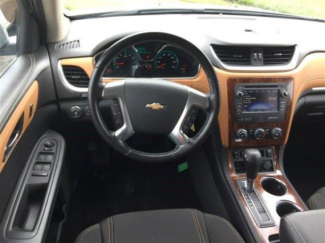 2014 Chevrolet Traverse AWD LT 4dr SUV w/1LT - Massena NY