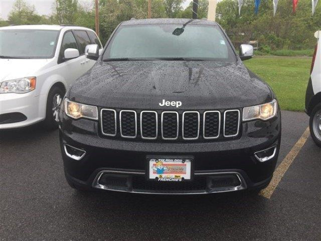 2017 Jeep Grand Cherokee 4x4 Limited 4dr SUV - Massena NY