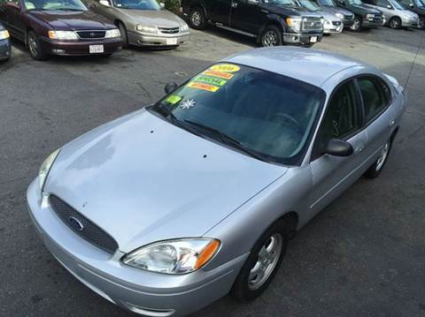 2006 Ford Taurus for sale in Swampscott, MA