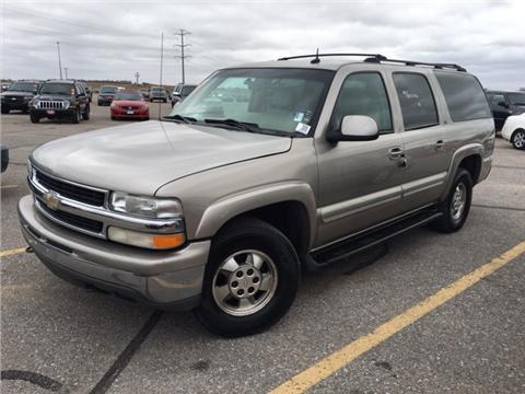 2002 Chevrolet Suburban for sale in Omaha, NE