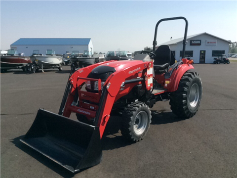 2017 Mahindra 1538HST for sale in Townsend, MT