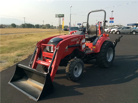 2017 Mahindra 1538 for sale in Townsend, MT