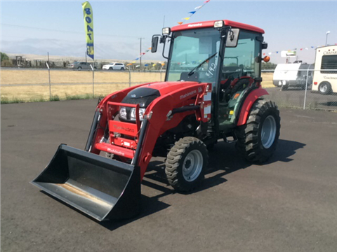 2017 Mahindra 1538HSTCL for sale in Townsend, MT