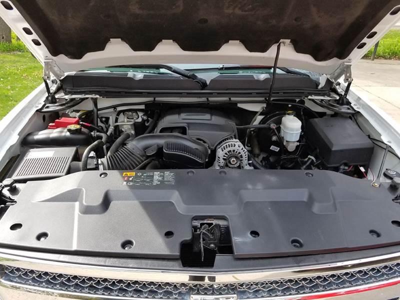 2013 Chevrolet Silverado 1500 LT 4x4 4dr Crew Cab 5.8 ft. SB - Shoreview MN