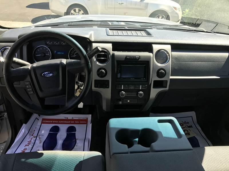 2012 Ford F-150 4x4 XLT 4dr SuperCrew Styleside 5.5 ft. SB - Shoreview MN