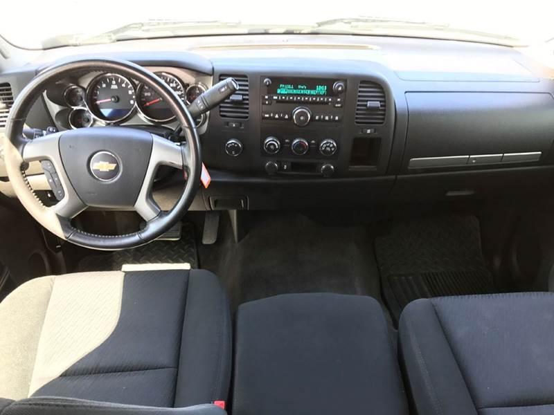 2012 Chevrolet Silverado 1500 LT 4x4 4dr Crew Cab 5.8 ft. SB - Shoreview MN