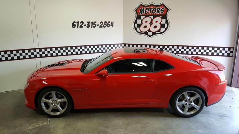 2015 Chevrolet Camaro SS 2dr Coupe w/2SS - Shoreview MN