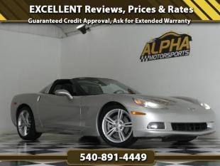 2008 Chevrolet Corvette for sale in Fredericksburg, VA