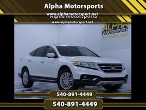 2015 Honda Crosstour for sale in Fredericksburg, VA