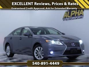2014 Lexus ES 300h for sale in Fredericksburg, VA