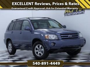 2006 Toyota Highlander for sale in Fredericksburg, VA