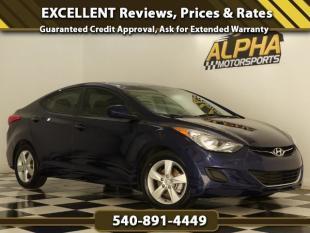 2013 Hyundai Elantra for sale in Fredericksburg, VA