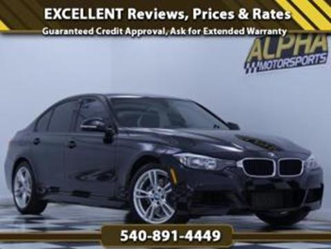 2014 BMW 3 Series for sale in Fredericksburg, VA