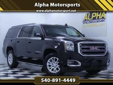 2017 GMC Yukon XL for sale in Fredericksburg, VA
