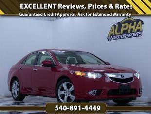 2013 Acura TSX for sale in Fredericksburg, VA
