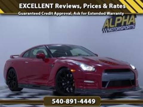 2014 Nissan GT-R for sale in Fredericksburg, VA