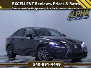 2014 Lexus IS 350 for sale in Fredericksburg, VA