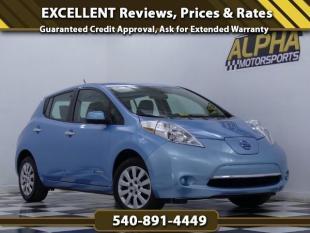 2015 Nissan LEAF for sale in Fredericksburg, VA