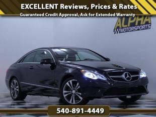 2014 Mercedes-Benz E-Class for sale in Fredericksburg, VA