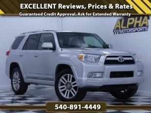 2011 Toyota 4Runner for sale in Fredericksburg, VA