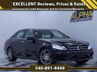 2015 Mercedes-Benz E-Class for sale in Fredericksburg, VA