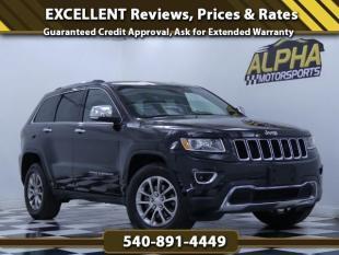 2014 Jeep Grand Cherokee for sale in Fredericksburg, VA