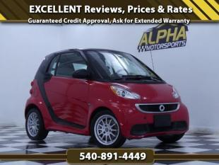 2014 Smart fortwo for sale in Fredericksburg, VA