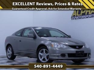 2002 Acura RSX for sale in Fredericksburg, VA
