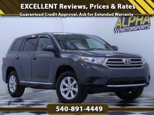 2011 Toyota Highlander for sale in Fredericksburg, VA