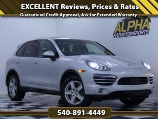 2011 Porsche Cayenne for sale in Fredericksburg, VA