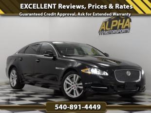 2014 Jaguar XJL for sale in Fredericksburg, VA