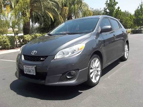 2009 Toyota Matrix for sale in Stevenson Ranch, CA