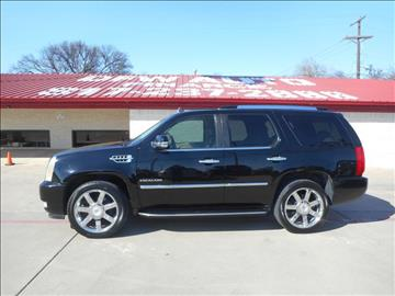 2010 Cadillac Escalade for sale in Lake Worth, TX