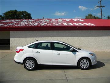 2012 Ford Focus for sale in Lake Worth, TX