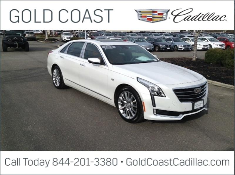 used 2016 cadillac ct6 for sale. Black Bedroom Furniture Sets. Home Design Ideas