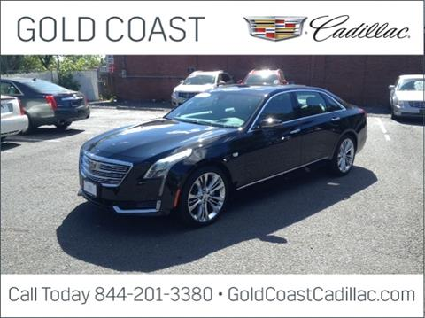 2016 Cadillac CT6 for sale in Oakhurst, NJ