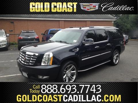 2013 Cadillac Escalade ESV for sale in Oakhurst, NJ