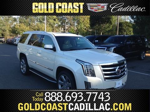 2015 Cadillac Escalade for sale in Oakhurst, NJ