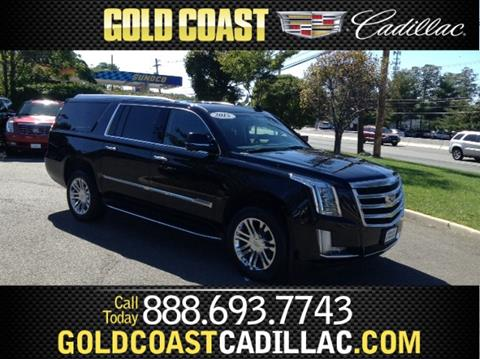 2015 Cadillac Escalade ESV for sale in Oakhurst, NJ