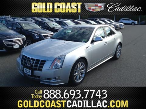 2012 Cadillac CTS for sale in Oakhurst, NJ