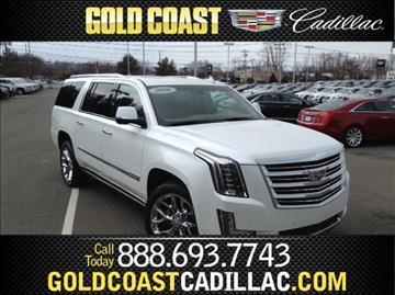 2016 Cadillac Escalade ESV for sale in Oakhurst, NJ