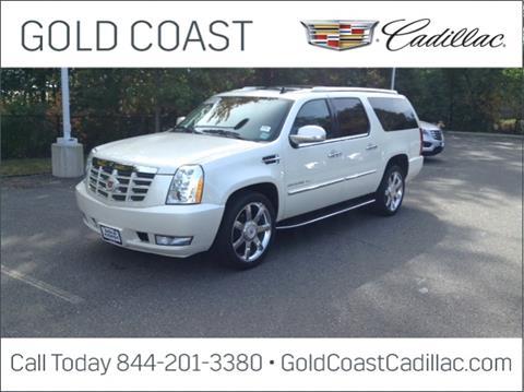 2014 Cadillac Escalade ESV for sale in Oakhurst, NJ