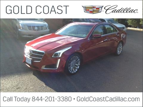 2014 Cadillac CTS for sale in Oakhurst, NJ