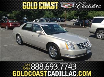 2007 Cadillac DTS for sale in Oakhurst, NJ
